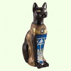 Большая копилка для денег Кот египетский