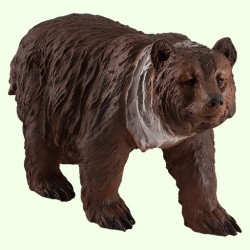 Большая копилка для денег Медведь бурый