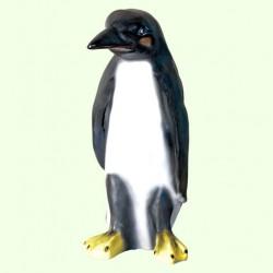 Большая копилка для денег Пингвин