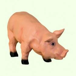 Большая копилка для денег Свинья (М)