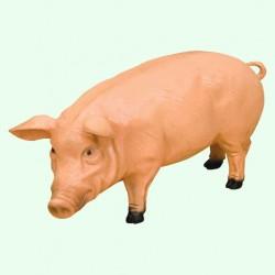 Скульптуры кабанов и свиней (15)