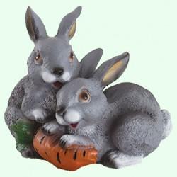 Фигуры зайцев, кроликов, белок (23)