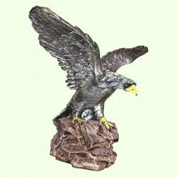 Набивная скульптура Орел