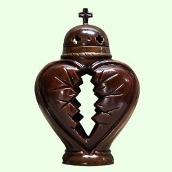 Лампадка Сердце
