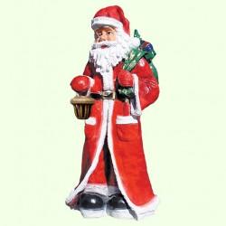 Новогодняя скульптура Дед Мороз (Б)