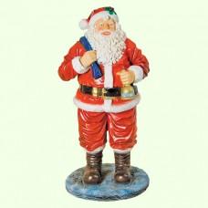 Новогодняя скульптура Дед Мороз Филиппинский (Н)