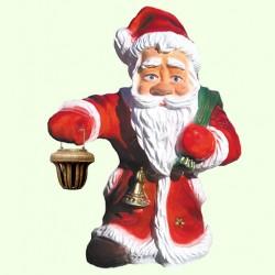 Новогодняя скульптура Дед Мороз (Ср)