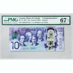 Бумажные деньги Канады (1)