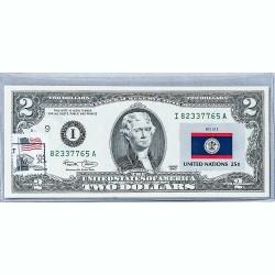 Бумажные деньги Северной Америки (257)