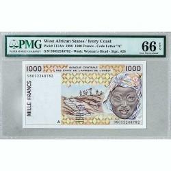 Бумажные деньги Африки (3)