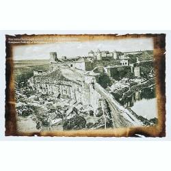 Открытка Турецкая крепость начала XX в.