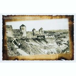 Открытка Турецкая крепость с юга начала XX в.