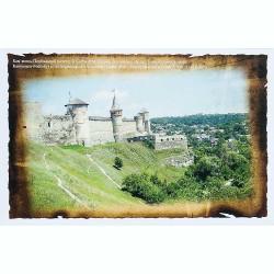 Открытка Башни старой крепости начала XXI в.