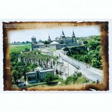 Открытка Въезд в крепость с юга начала XXI в.