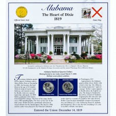 Постер штата Алабама