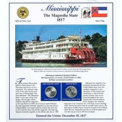Постер штата Миссисипи