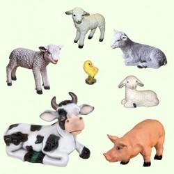 Фигуры животных для Вертепа