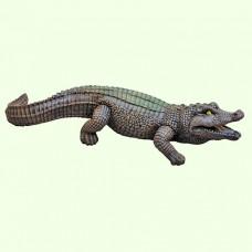 Садовая скульптура Аллигатор (М)