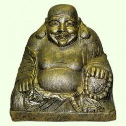 Садовая скульптура Будда