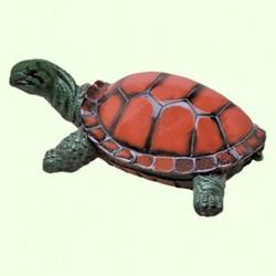Садовая скульптура Черепаха аквариумная
