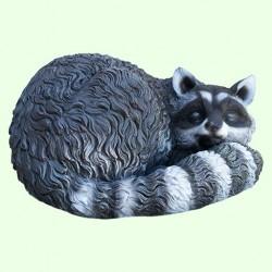 Садовая скульптура Енот