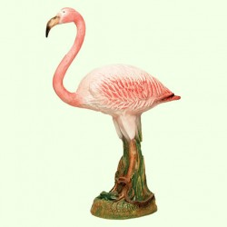 Садовая скульптура Фламинго