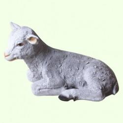 Садовая скульптура Ягненок лежачий (Ср)