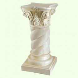 Садовая скульптура Колонна витая