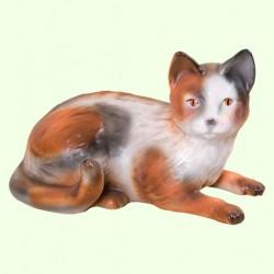 Садовая скульптура Кошка