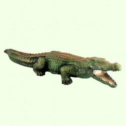 Садовая скульптура Крокодил
