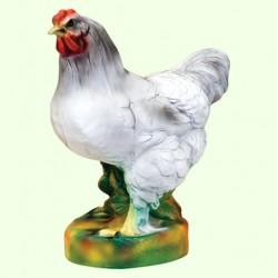 Садовая скульптура Курица