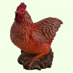 Садовая скульптура Курица (М)
