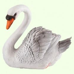 Садовая скульптура Лебедь шипун