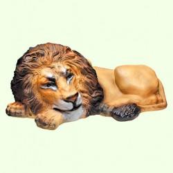 Садовая скульптура Лев