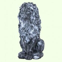 Садовая скульптура Лев геральдический