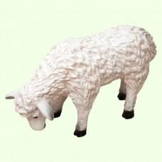 Садовая скульптура Овца пасущаяся (М)