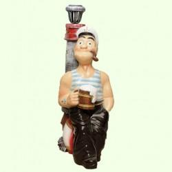 Садовая скульптура Папай