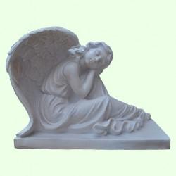 Садовая скульптура Печальный Ангел