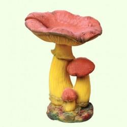 Садовая скульптура Рыжики