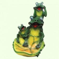 Садовая скульптура Трое лягушат
