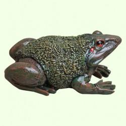 Садовая скульптура Жаба ага