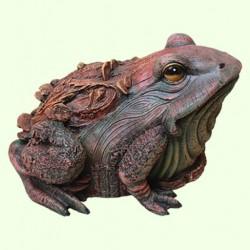 Садовая скульптура Жаба древесная