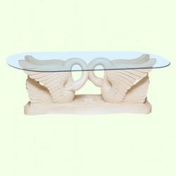 Журнальный столик Лебеди