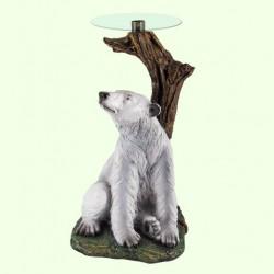 Журнальный столик Медведь (Б)