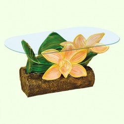 Журнальный столик Орхидея