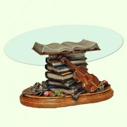 Журнальный столик Скрипка А (худ)
