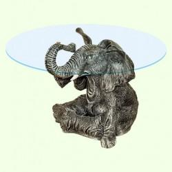 Журнальный столик Слон